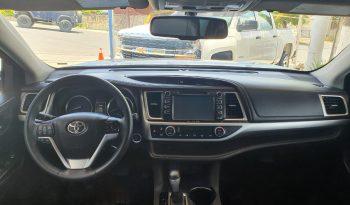 Toyota Highlander XLE 2016 full