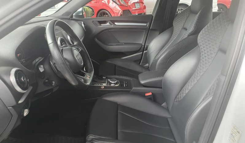 Audi S3 2017 full