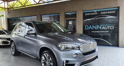 BMW X5 Excellence 2015